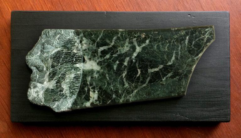 Hestia 2021 12x23 cm groen marmer